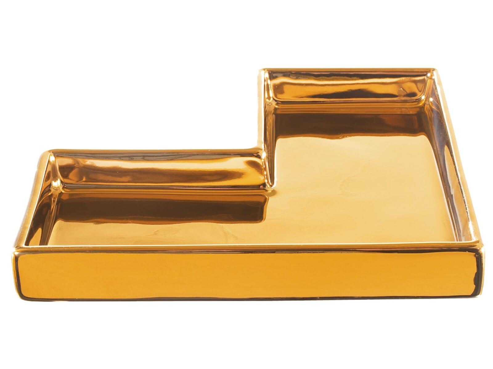 ASA aurum 95131/015 Schale Winkel Gold