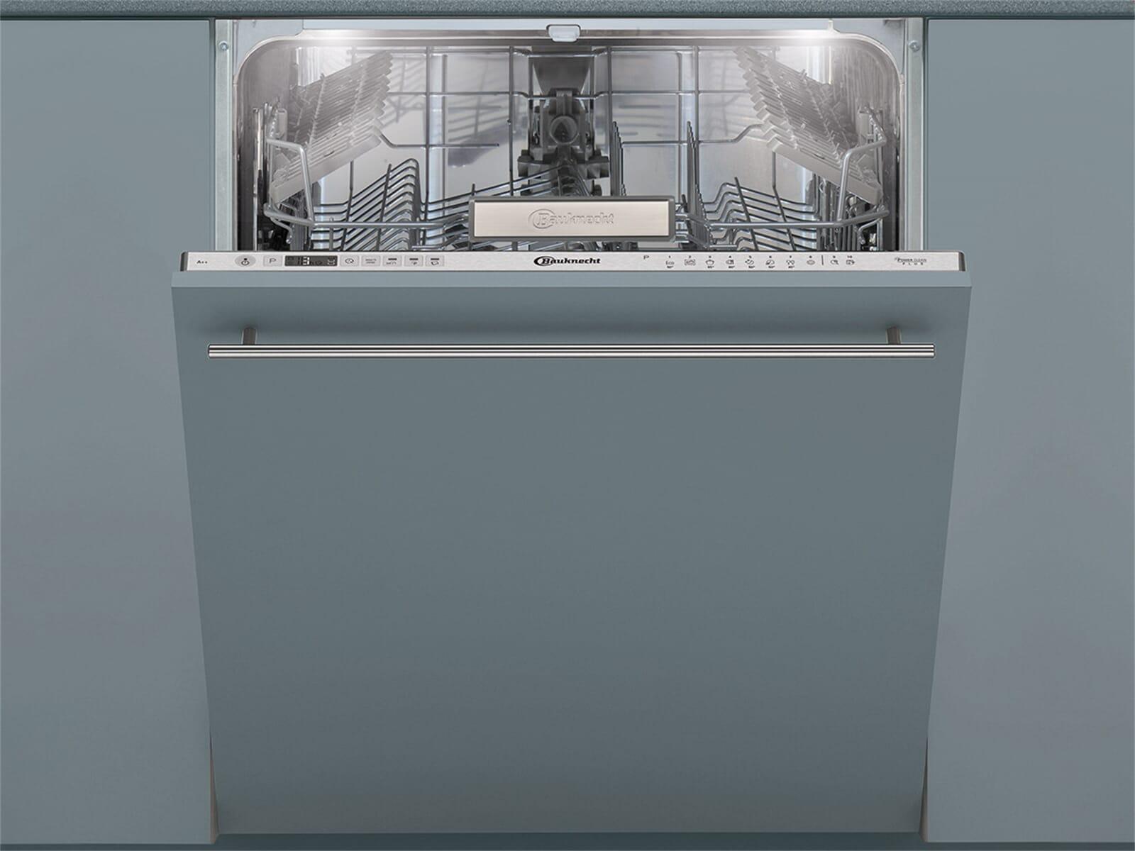 Bauknecht BCIO 3O239 PTE Vollintegrierbarer Einbaugeschirrspüler