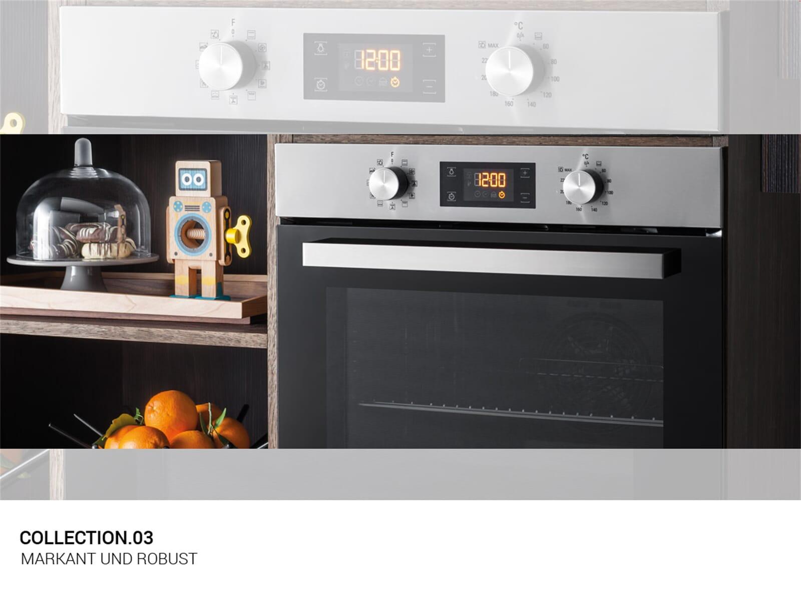 bauknecht empk3 3545 in einbau mikrowelle edelstahl. Black Bedroom Furniture Sets. Home Design Ideas