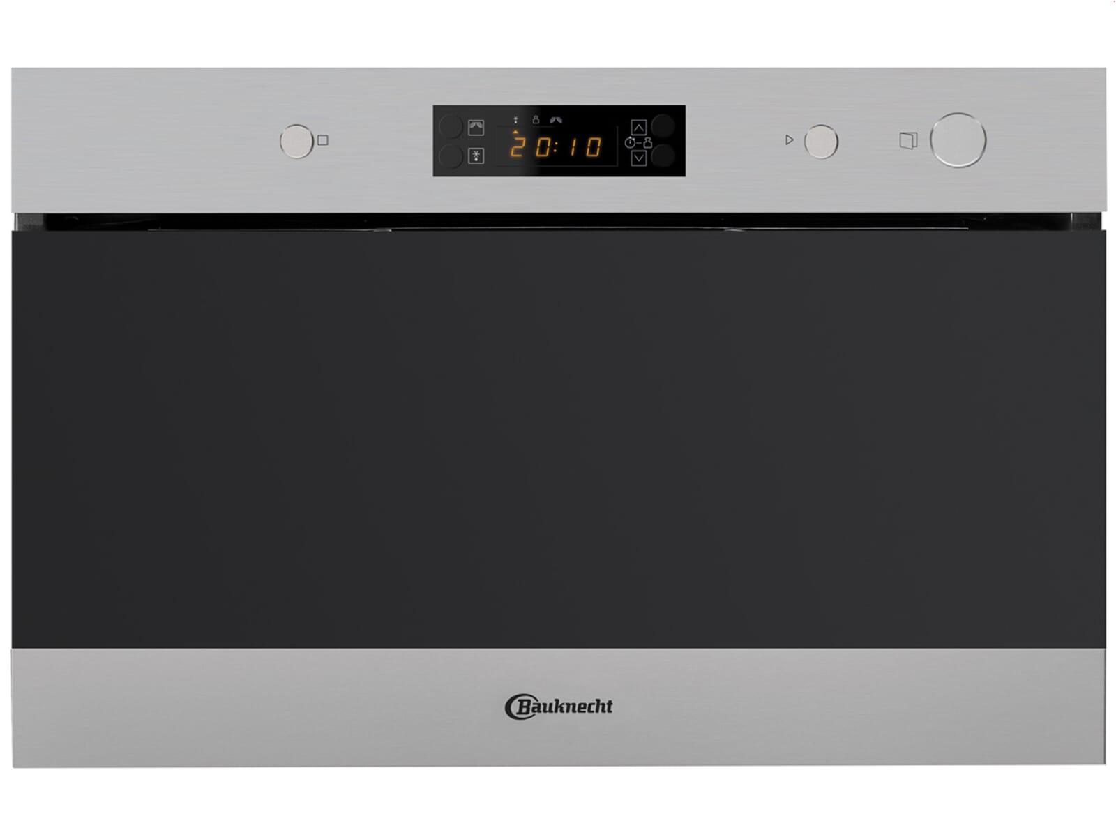 Produktabbildung Bauknecht EMNK3 2138 IN Einbau-Mikrowelle Edelstahl