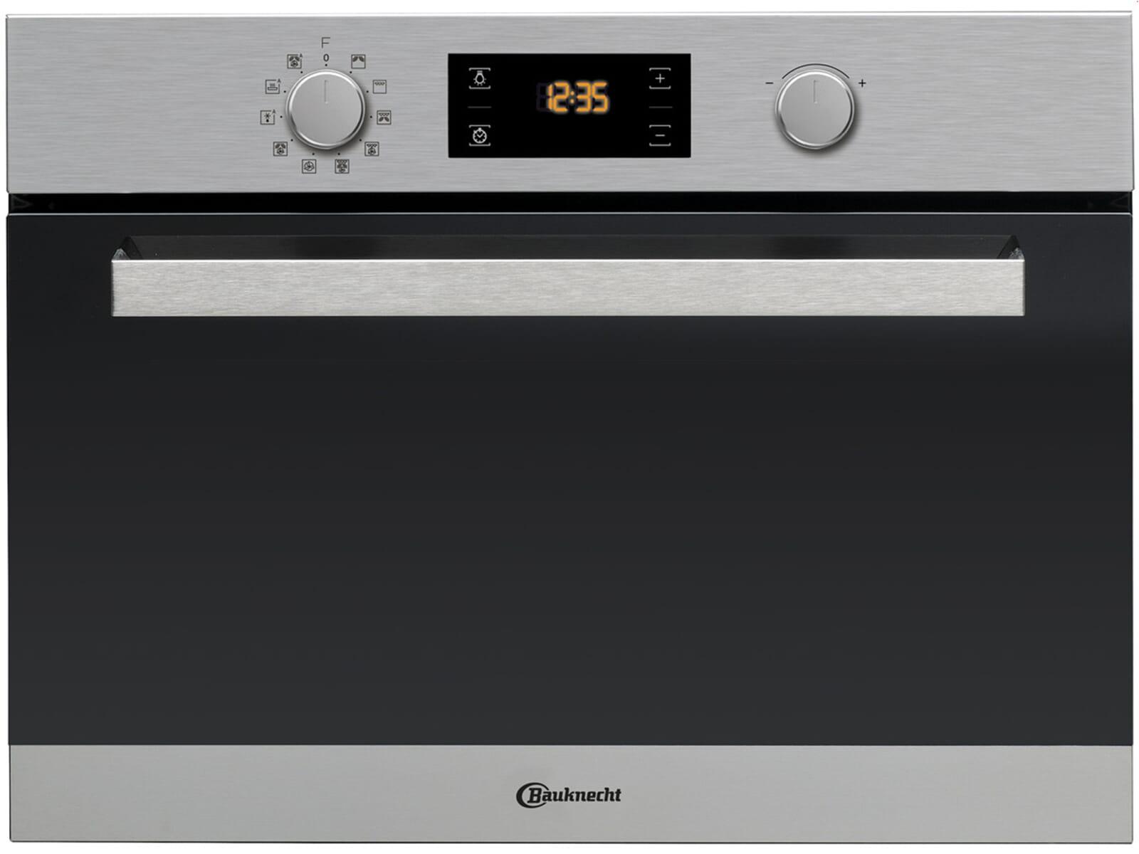 Produktabbildung Bauknecht EMPK3 3545 IN Einbau-Mikrowelle Edelstahl
