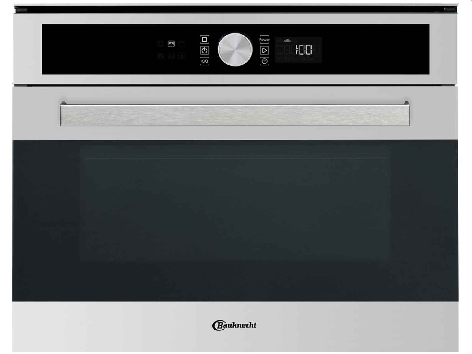 Produktabbildung Bauknecht EMPK5 5645 PT Einbau-Mikrowelle Edelstahl