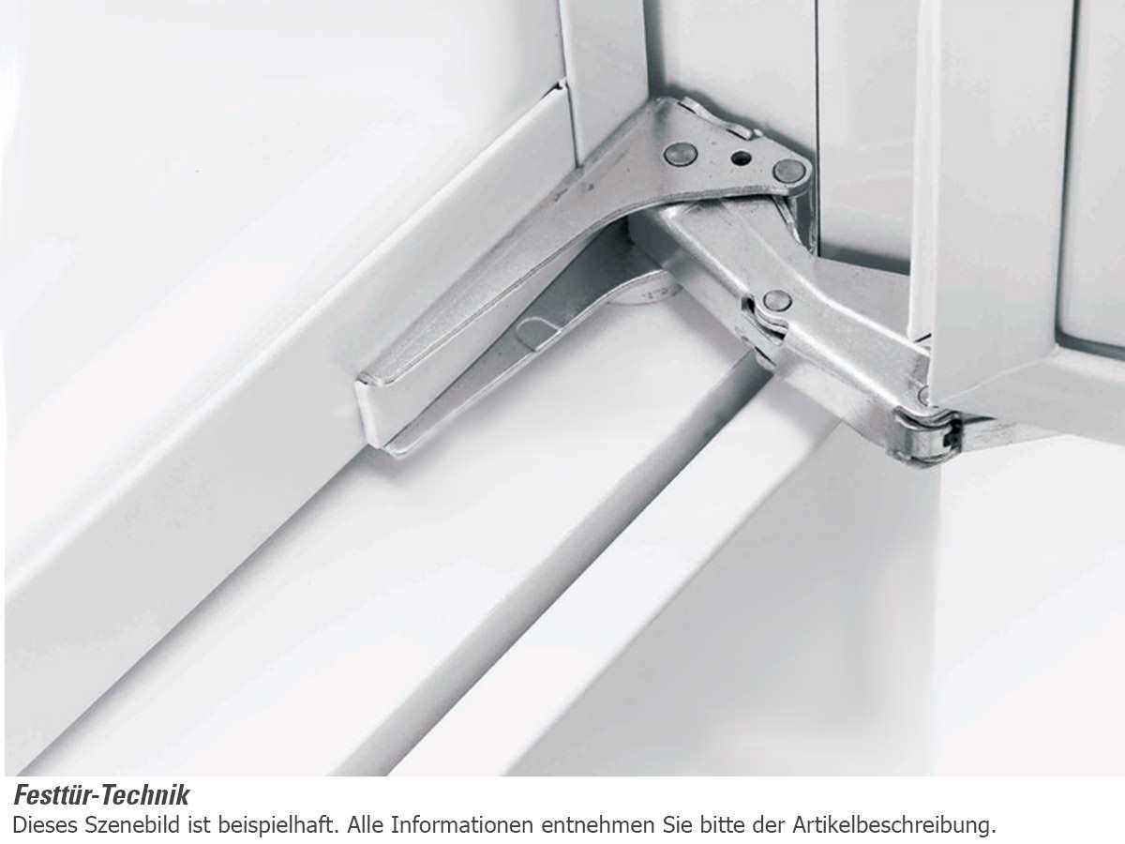 Bauknecht KVIE 4884 A+++ Einbaukühlschrank