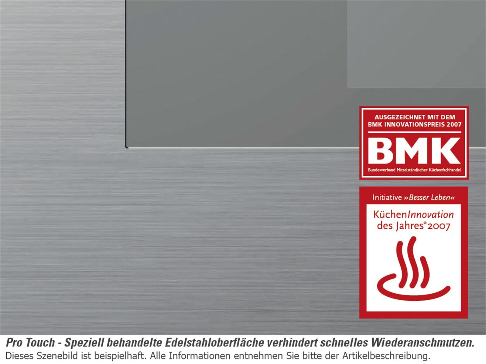Bauknecht BCVE 8200 PT Backofen Edelstahl
