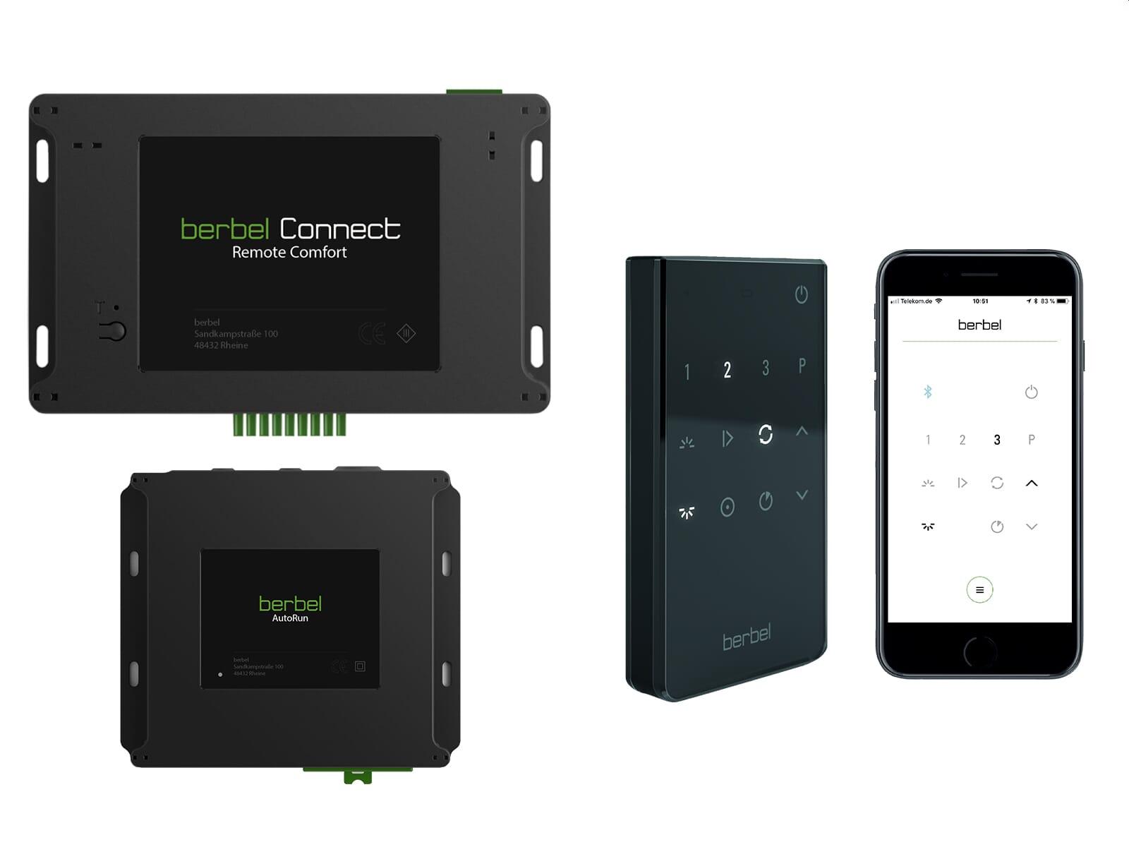 Berbel 1090014 Connect - Remote Comfort