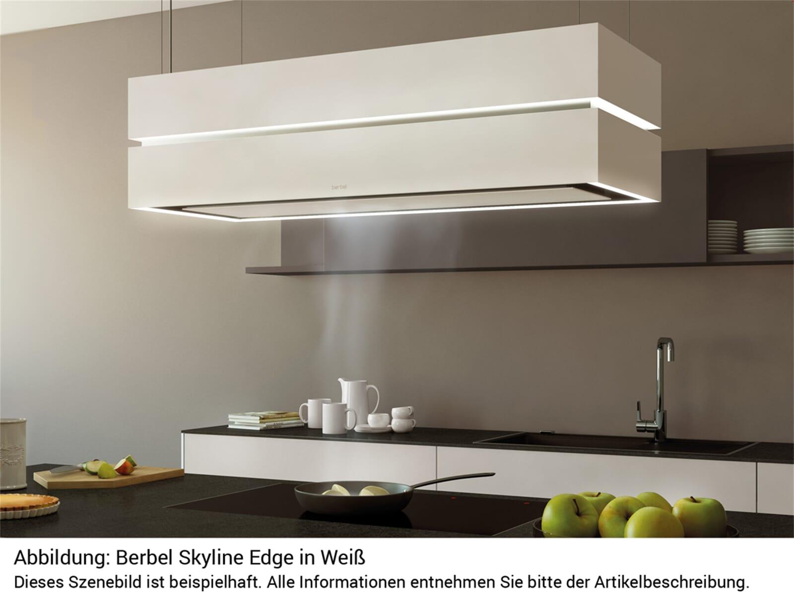 Berbel Skyline Edge BDL 95 SKE Deckenlifthaube Weiß
