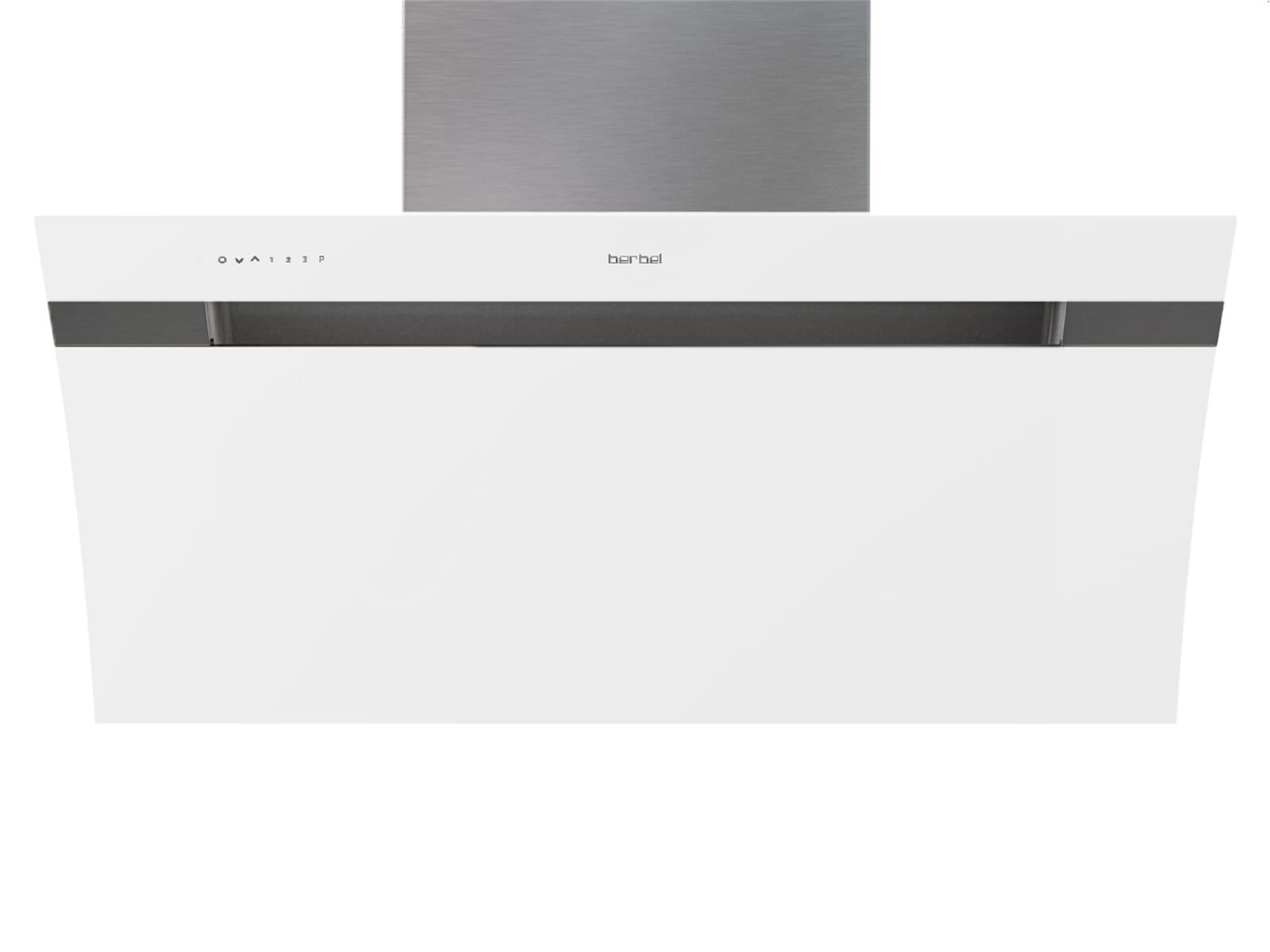 Berbel Glassline 2 BKH 110 GL-2 Kopffreihaube Weiß