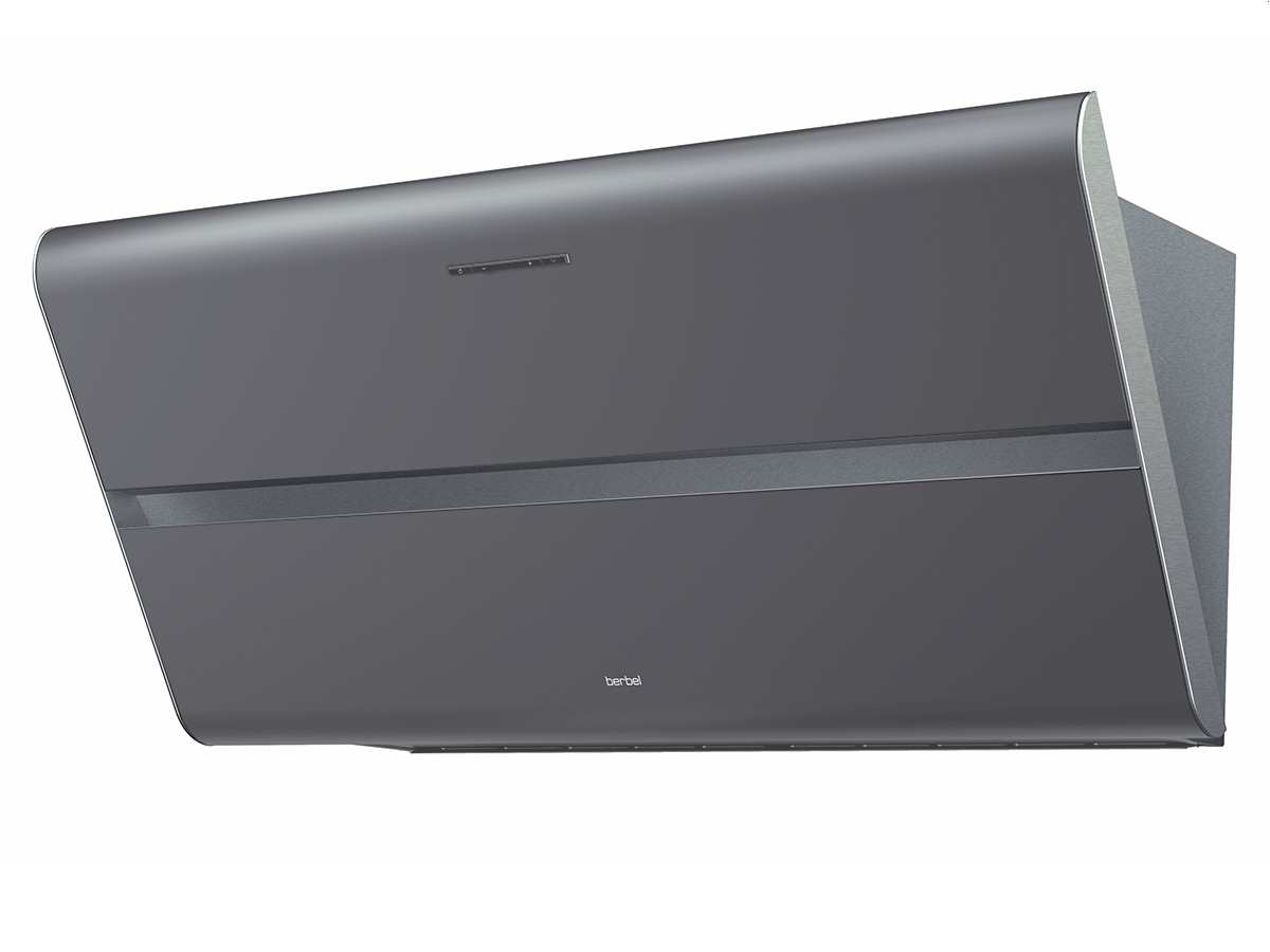 berbel smartline bkh 90 st gm u kopffreihaube grau metallic. Black Bedroom Furniture Sets. Home Design Ideas