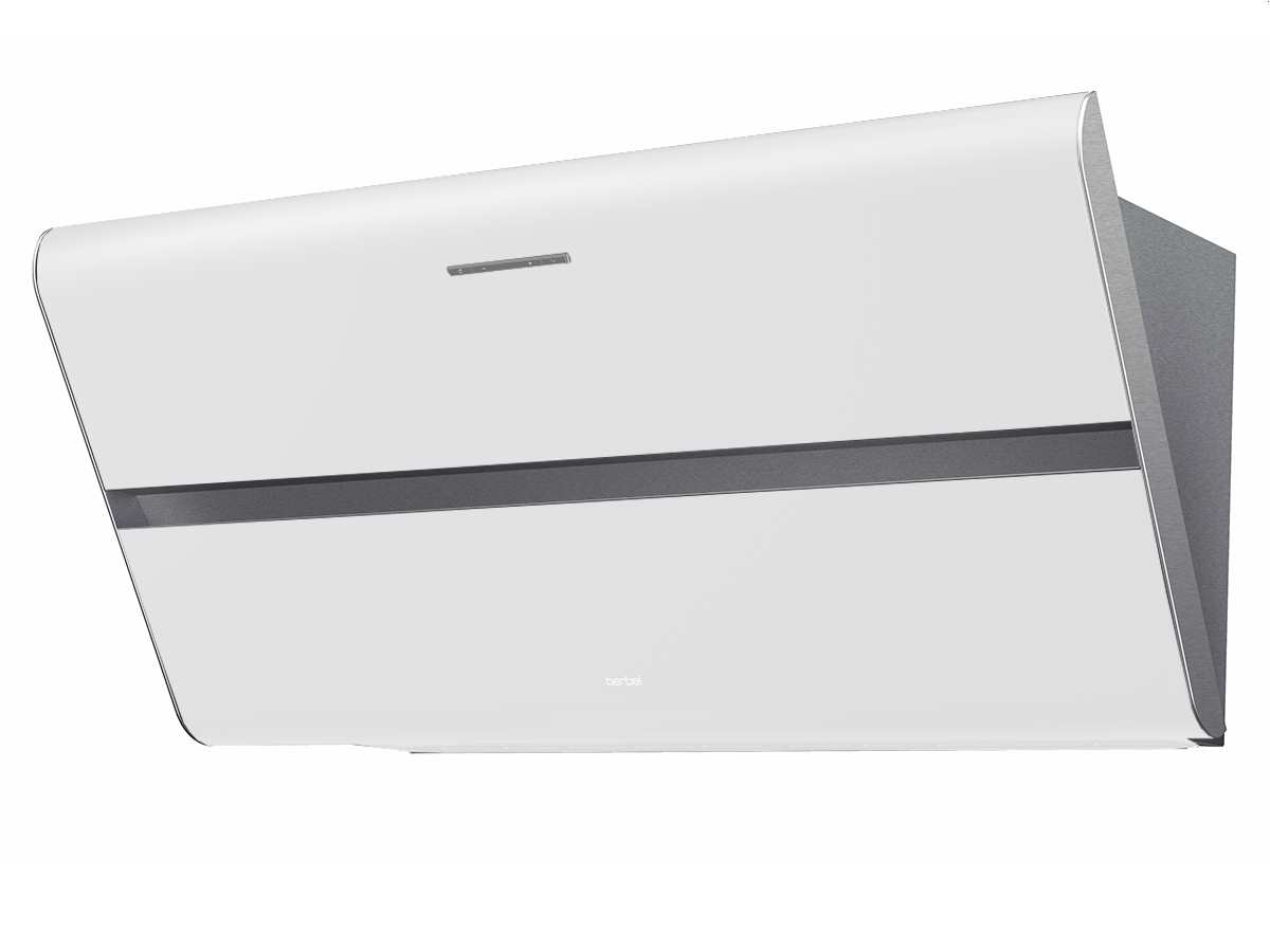 Produktabbildung Berbel Smartline BKH 90 ST W U Kopffreihaube Weiß