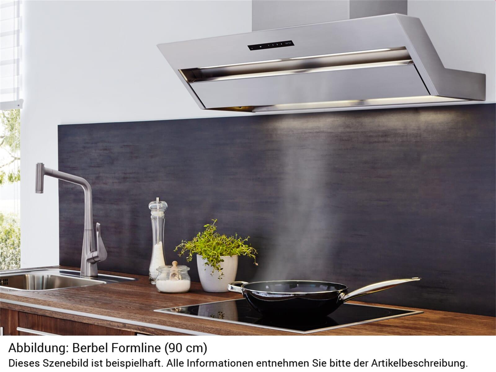 Design dunstabzugshaube kopffreihaube cm sensor touch luxus