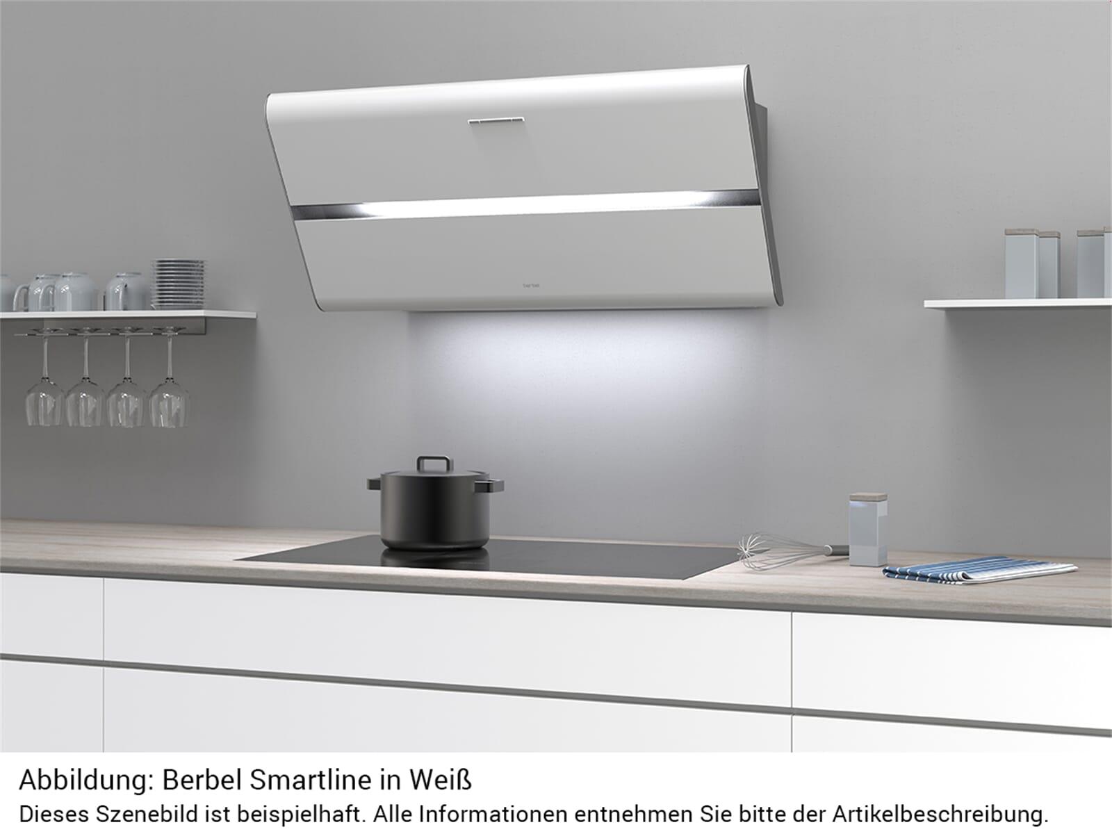 Berbel Smartline BKH 90 ST W U Kopffreihaube Weiß