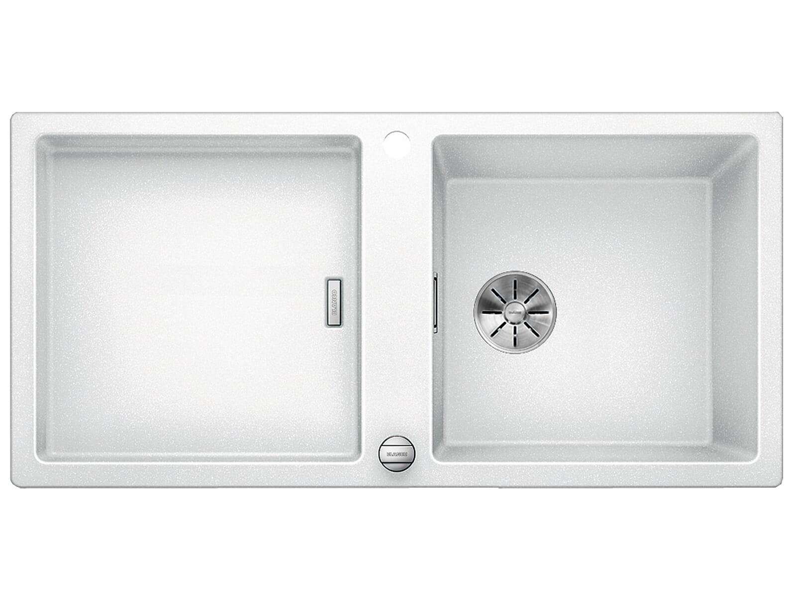 Blanco Adon XL 6 S Weiß - 523 608 Granitspüle