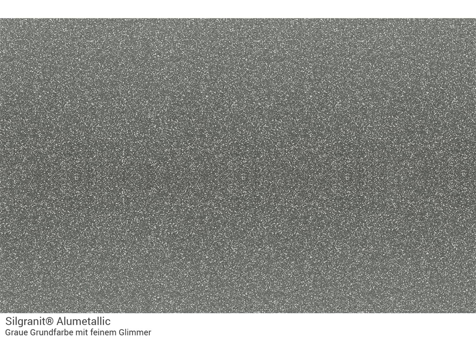 Blanco Rondo Alumetallic Granitspüle