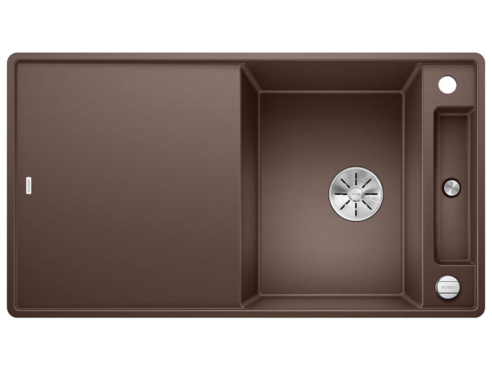 Blanco Axia III 5 S-F Cafe - 523 236 Granitspüle
