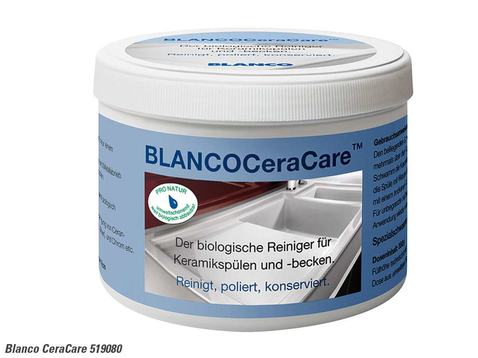 Blanco 519 080 CeraCare