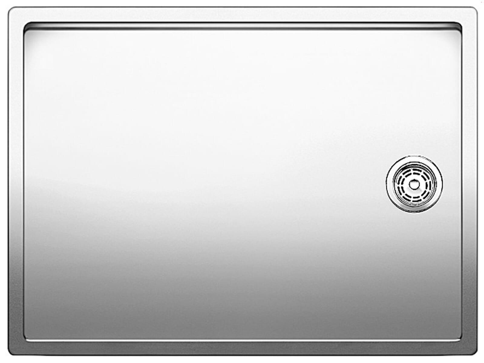 Blanco Claron 550-U Abtropffläche Seidenglanz