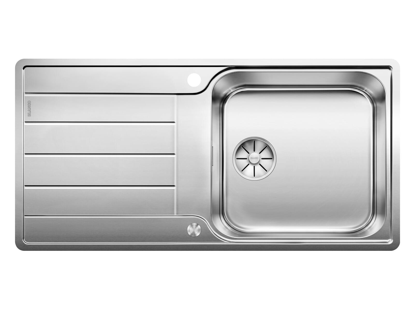 Blanco Classimo XL 6 S-IF Edelstahlspüle Bürstfinish 525 327