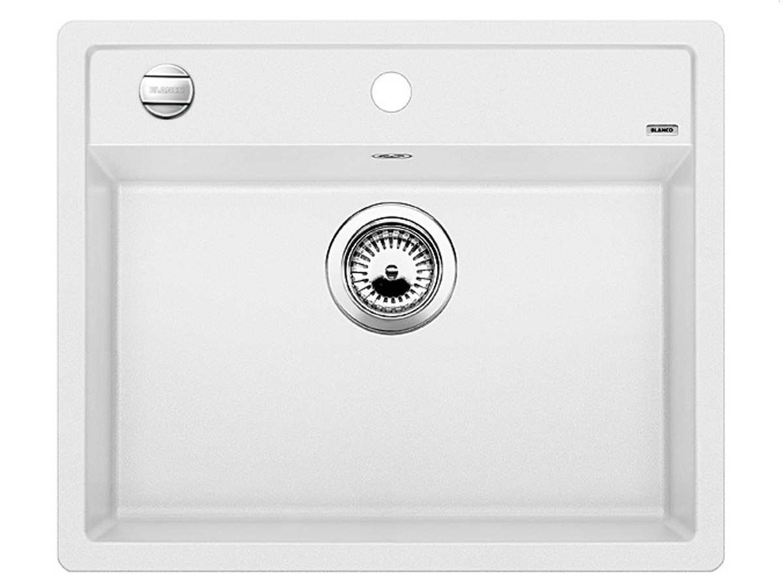 Blanco Dalago 6-F Weiß Granitspüle