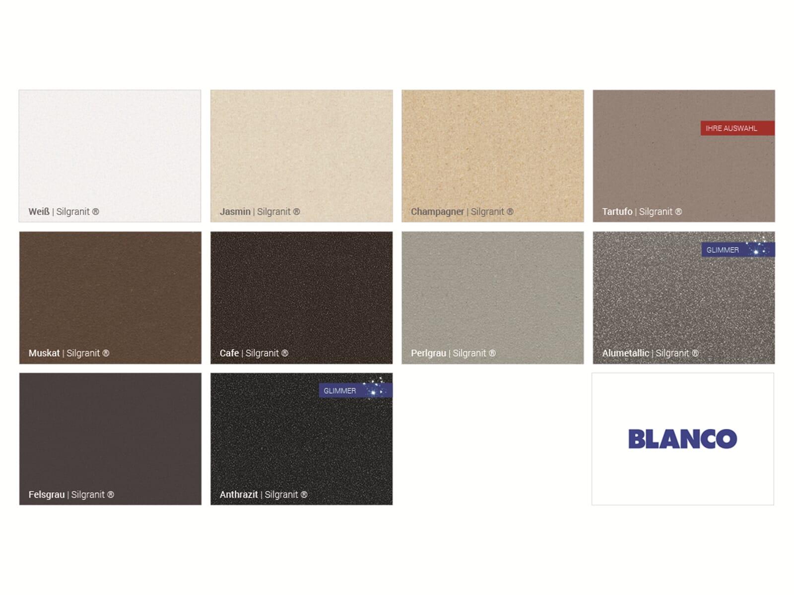 Blanco Adon XL 6 S Tartufo - 523 611 Granitspüle