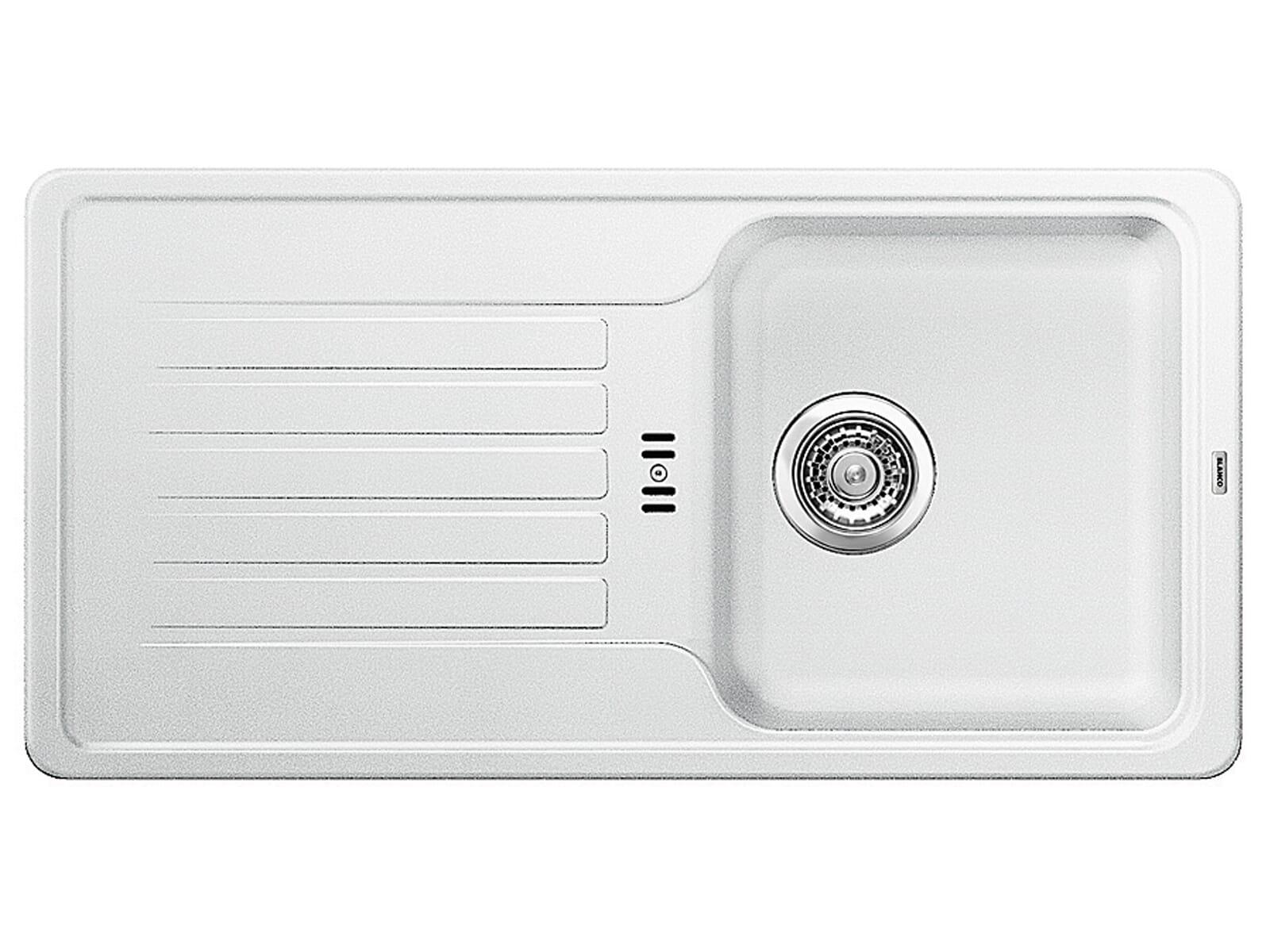 Blanco Favos 45 S Weiß - 521 410 Granitspüle