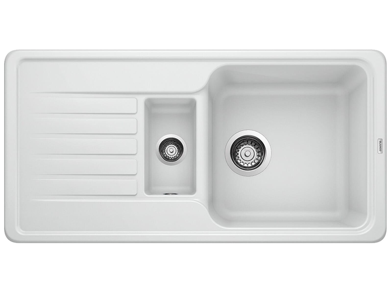 Blanco Favos 6 S Weiß - 521 416 Granitspüle