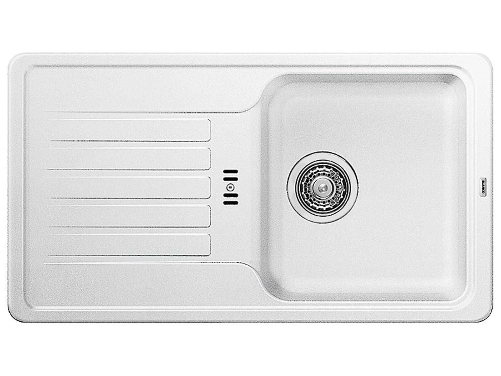 Blanco Favos Mini Weiß - 521 404 Granitspüle