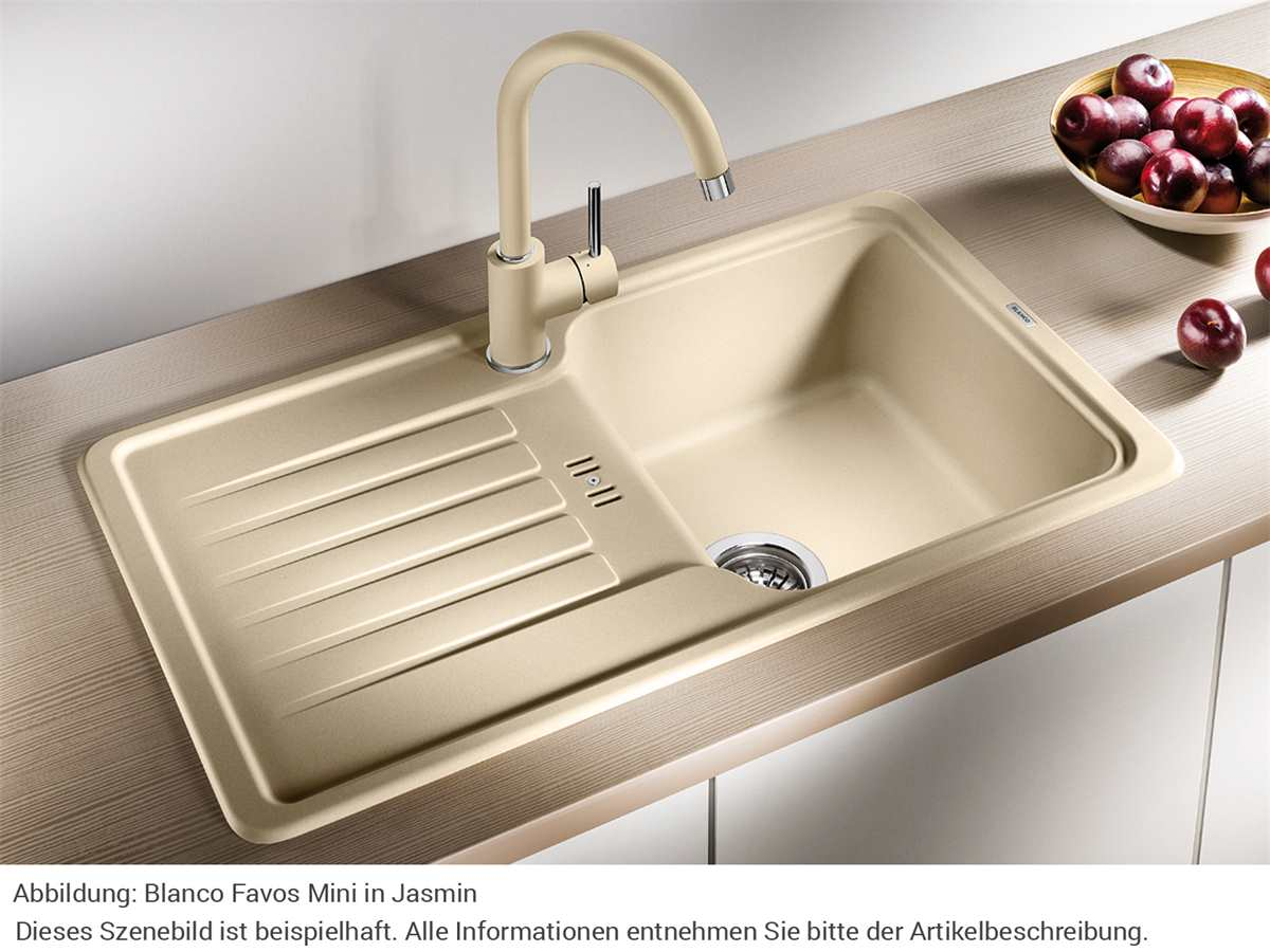 Blanco Favos Mini Anthrazit - 518 186 Granitspüle