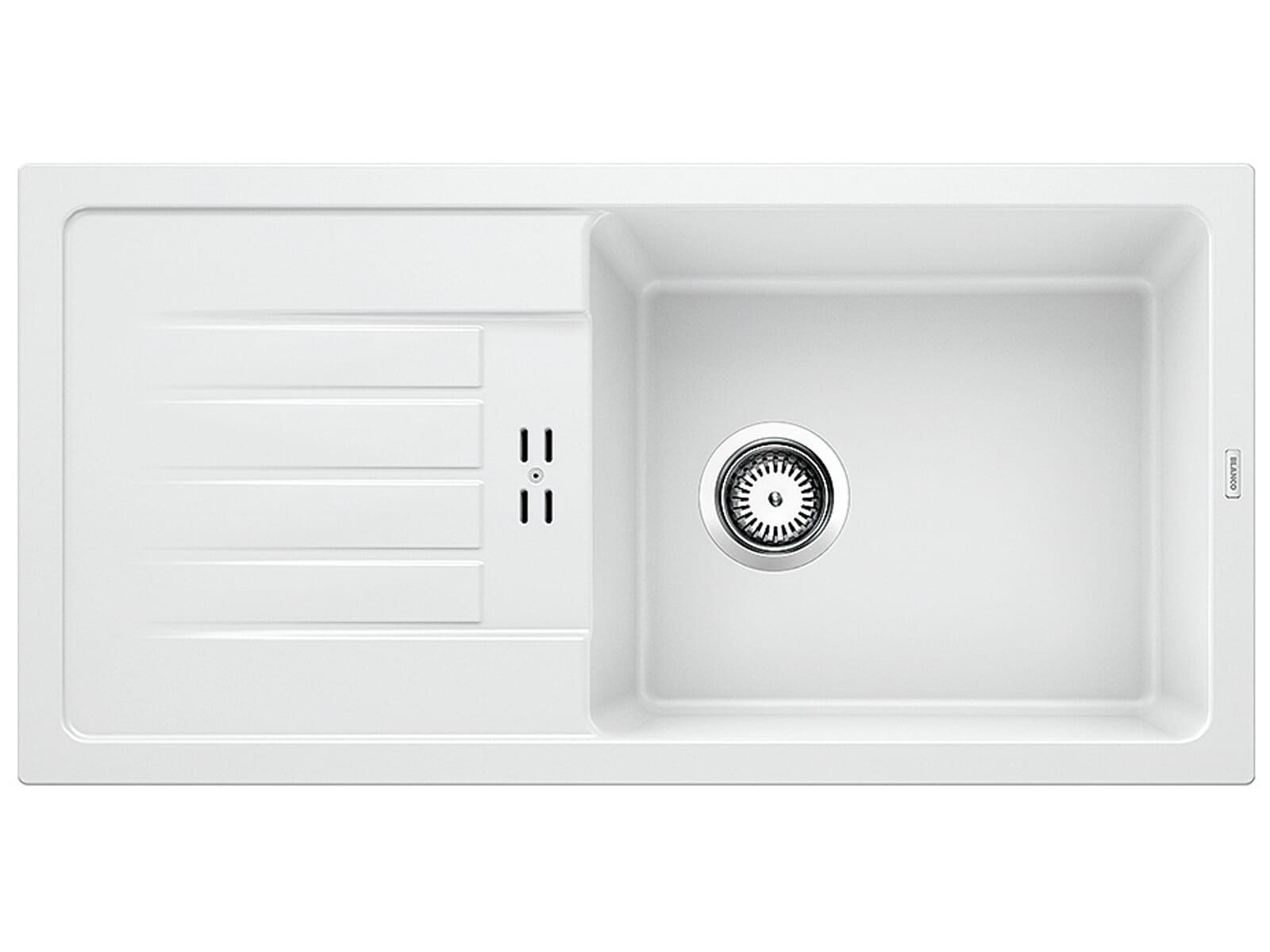 Blanco Favum XL 6 S Weiß - 524 235 Granitspüle