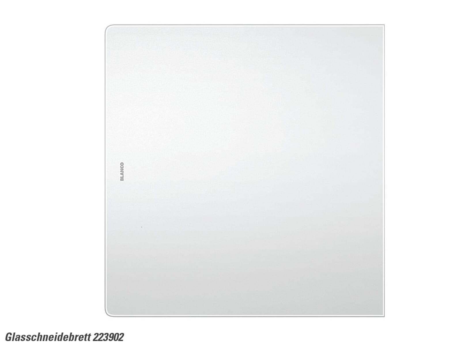 Blanco 223 902 Glasabdeckung weiß