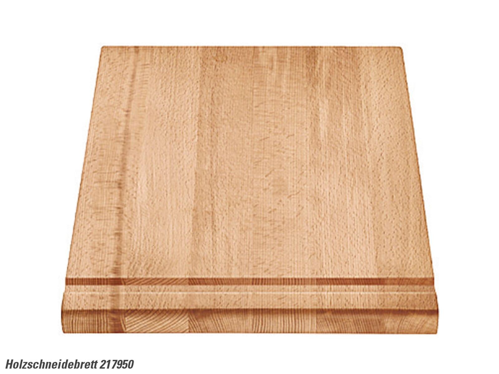 Blanco 217 950 Holzschneidebrett Buche