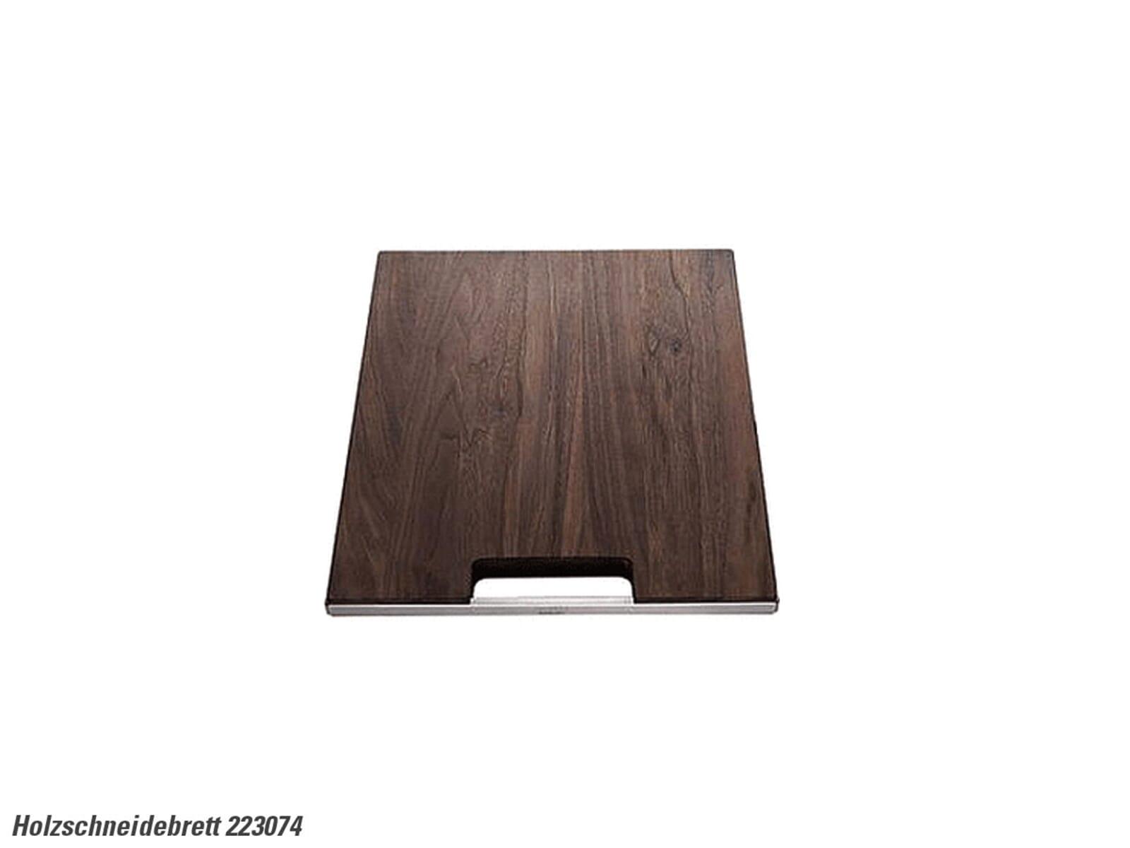 Blanco 223 074 Holzschneidebrett Nussbaum