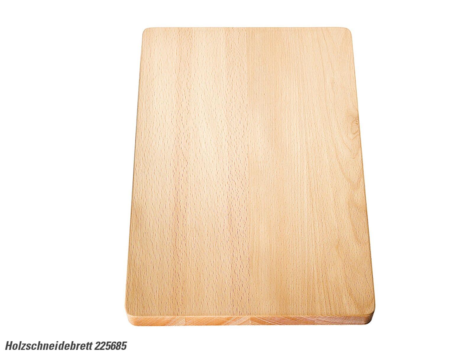 Blanco 225 685 Holzschneidebrett Buche