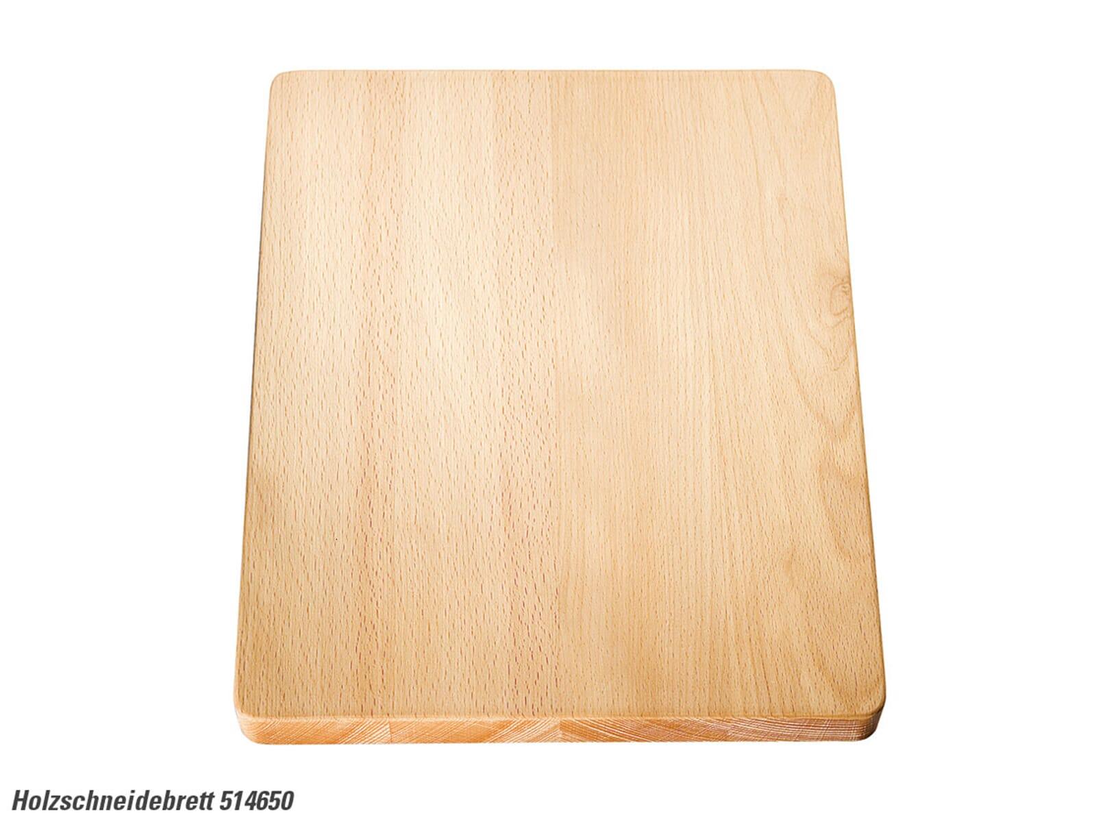 Blanco 514 651 Holzschneidebrett Buche