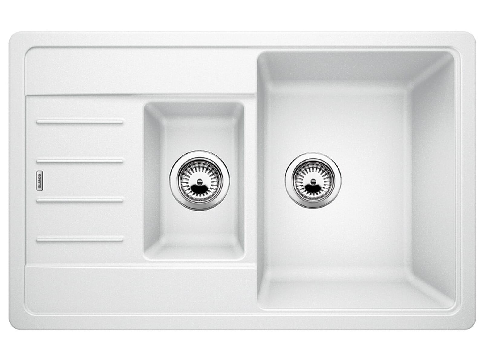 Blanco Legra 6 S Compact Weiß - 521 304 Granitspüle