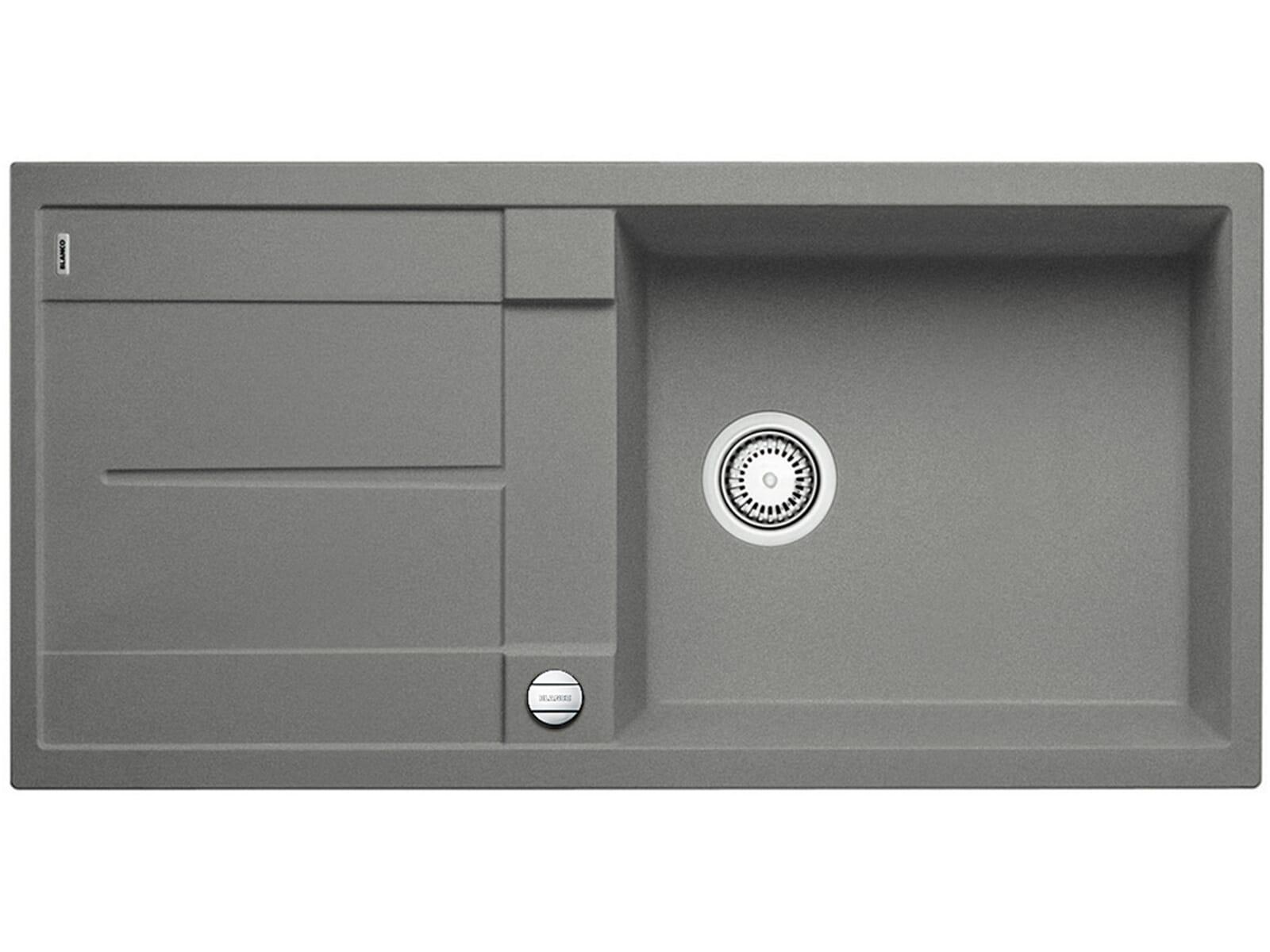 blanco metra xl 6 s f alumetallic granitsp le. Black Bedroom Furniture Sets. Home Design Ideas