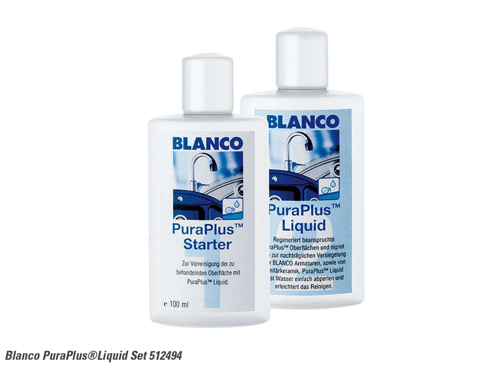 Blanco 512 494 PuraPlus® Liquid Set