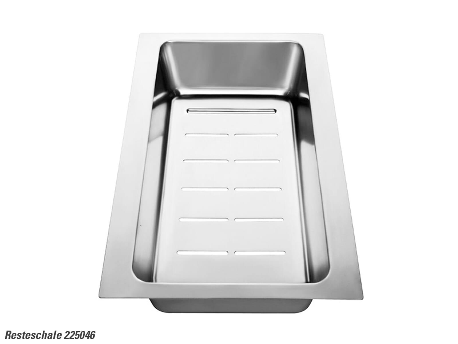 Blanco Axia II 6 S Felsgrau Granit-Spüle