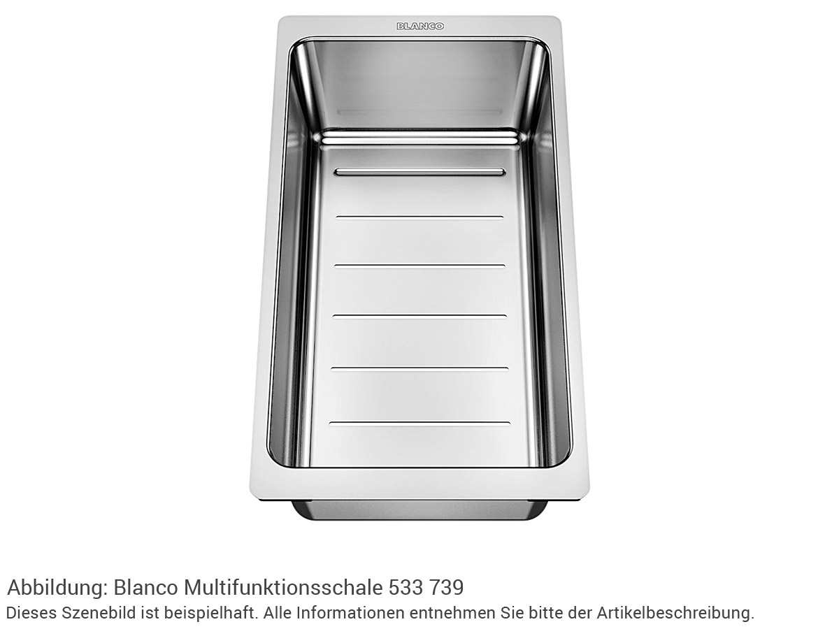 Blanco Axia III 6 S Champagner - 523 468 Granitspüle