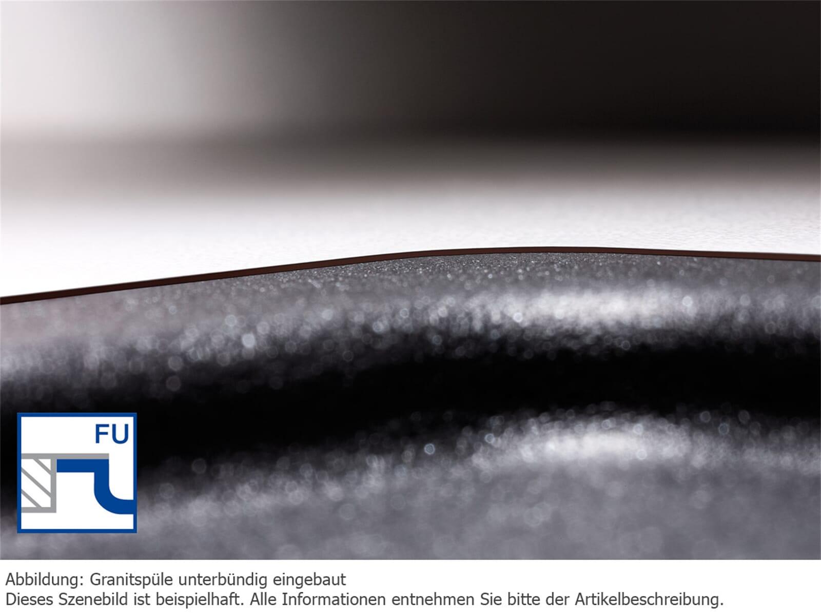 Blanco Axia III XL 6 S-F Anthrazit - 523 520 Granitspüle