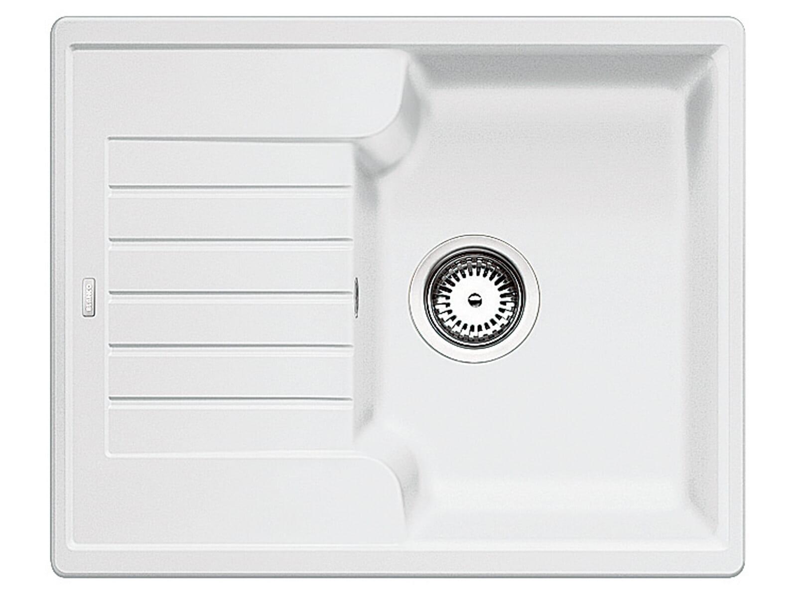 Blanco Zia 40 S Weiß - 516 922 Granitspüle