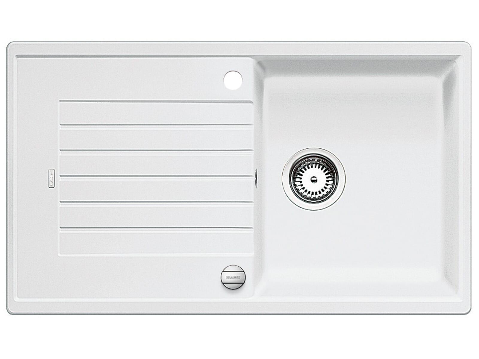 Blanco Zia 5 S Weiß - 520 506 Granitspüle