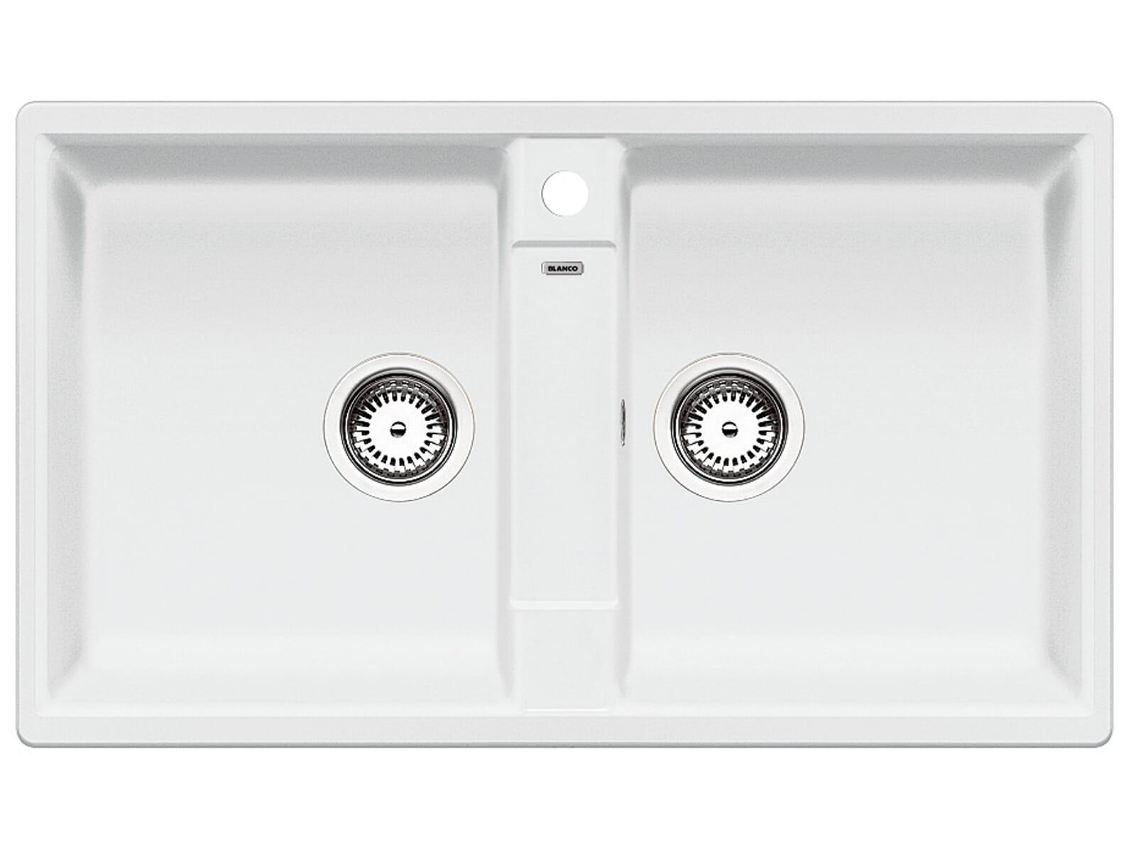 Blanco Zia 9 Weiß - 516 678 Granitspüle
