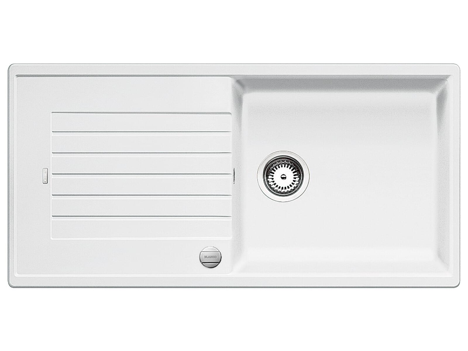 Blanco Zia XL 6 S Weiß - 517 561 Granitspüle