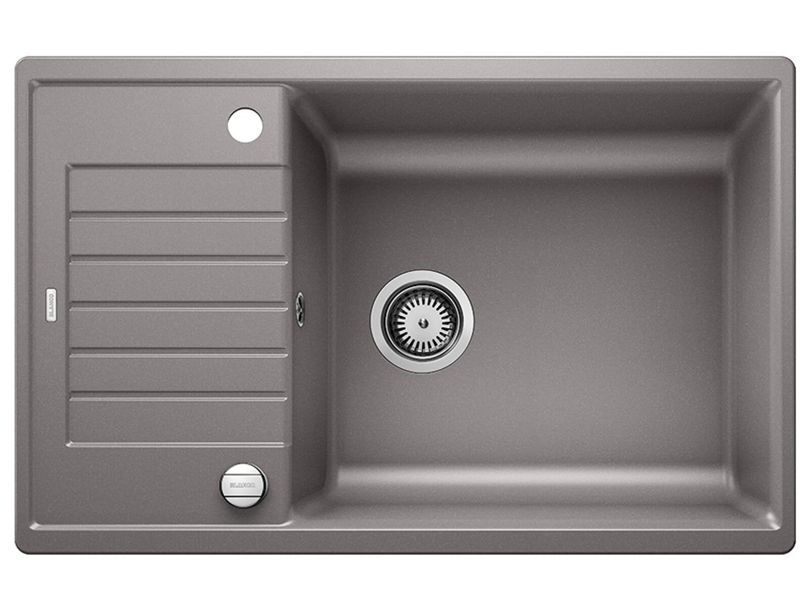 Blanco Zia XL 6 S Compact Alumetallic - 523 265 Granitspüle