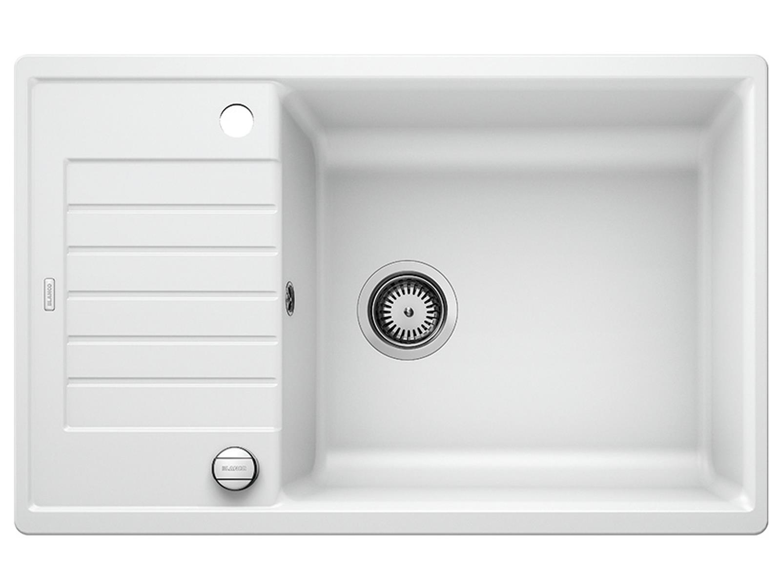 Blanco Zia XL 6 S Compact Weiß - 523 267 Granitspüle