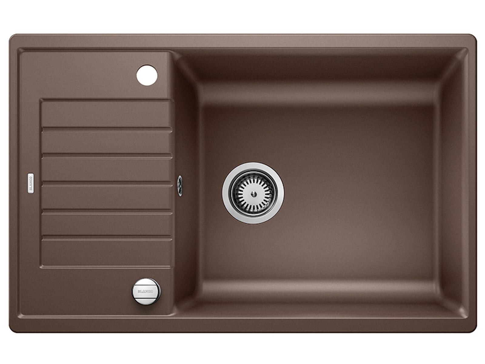 Blanco Zia XL 6 S Compact Cafe - 523 272 Granitspüle
