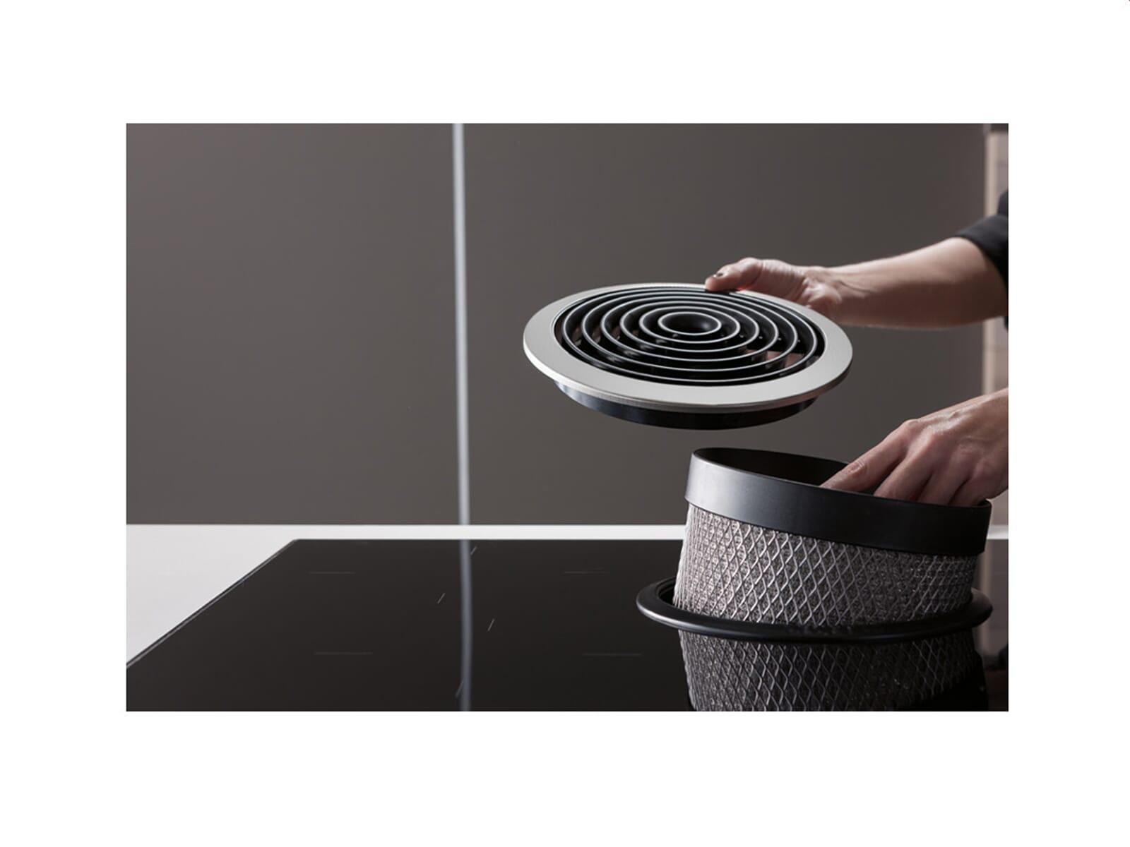 bora edelstahl fettfilter bff. Black Bedroom Furniture Sets. Home Design Ideas