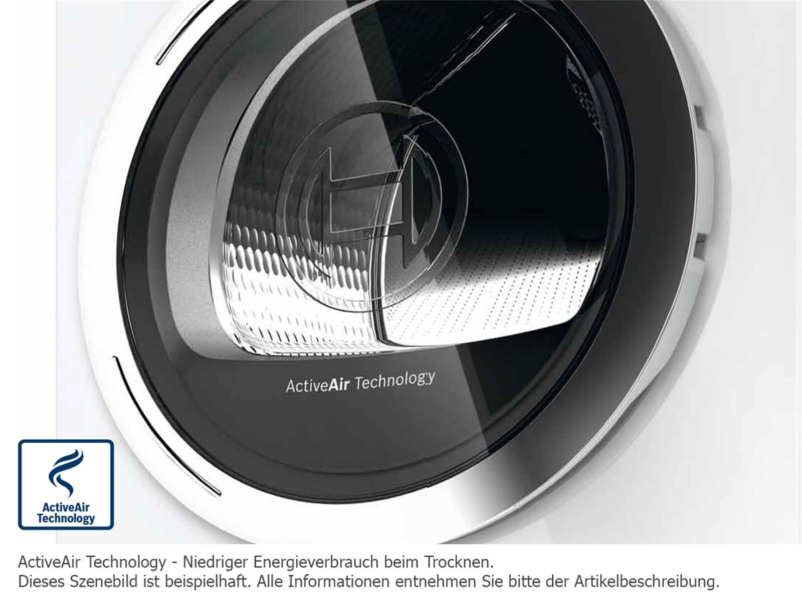 Bosch wkd28541 einbauwaschtrockner