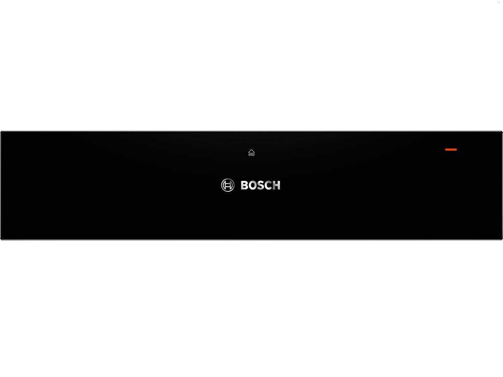 Bosch BIC630NB1 Wärmeschublade Vulkan schwarz