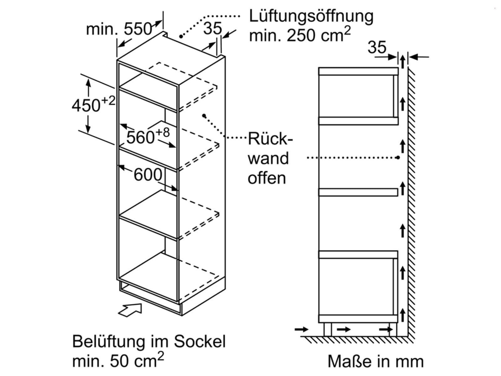 bosch cma585ms0 kompaktbackofen mit mikrowelle edelstahl. Black Bedroom Furniture Sets. Home Design Ideas